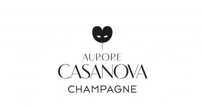 logo Champagne Aurore Casanova